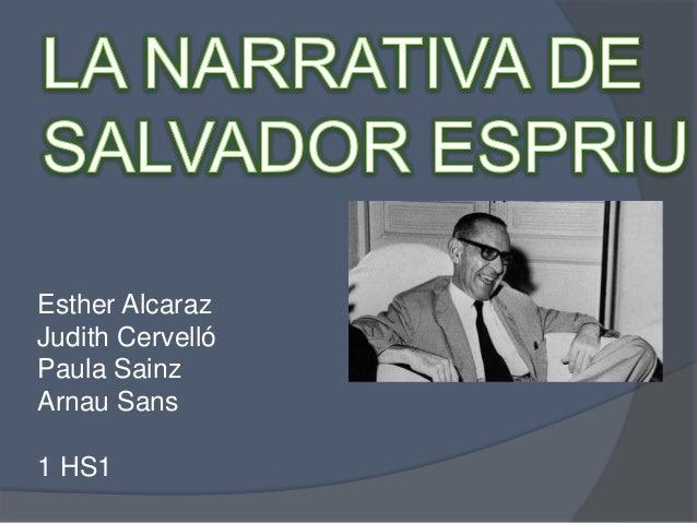 Esther AlcarazJudith CervellóPaula SainzArnau Sans1 HS1