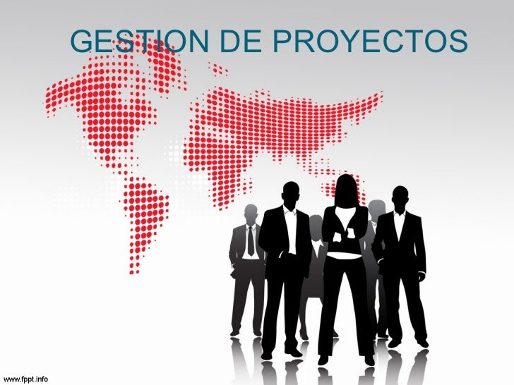 Exposicion: GESTION DE PROYECTOS