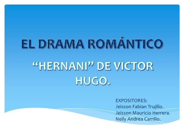 EXPOSITORES:Jeisson Fabian Trujillo.Jeisson Mauricio Herrera.Nelly Andrea Carrillo.