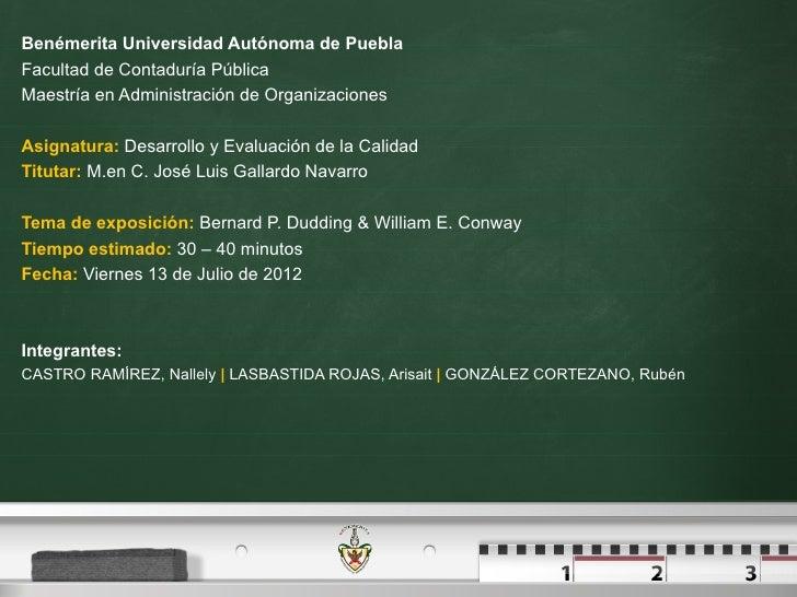 Benémerita Universidad Autónoma de PueblaFacultad de Contaduría PúblicaMaestría en Administración de OrganizacionesAsignat...