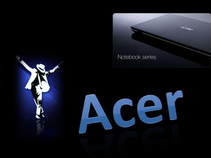 Acer<br />