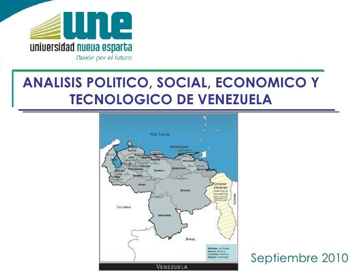 Exposicion analisis de venezuela 25 08-2010