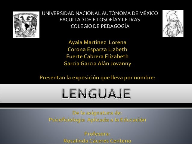 UNIVERSIDAD NACIONALAUTÓNOMA DE MÉXICO FACULTAD DE FILOSOFÍAY LETRAS COLEGIO DE PEDAGOGÍA