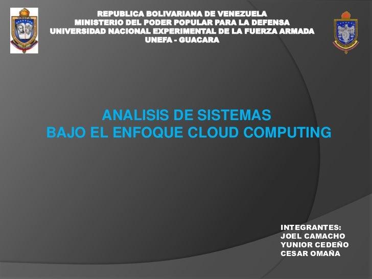 Exposicion de diseños de sistemas