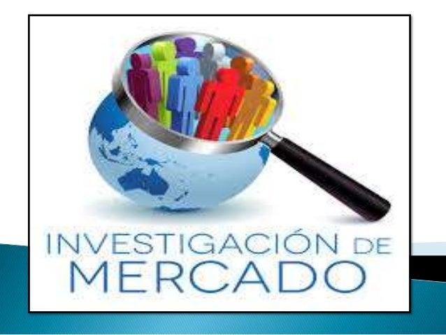 investigacion de mercados essay Diana carolina echeverri sevilla recibido: marzo 15 de 2007 aprobado: abril 10 de 2007 resumen este artículo habla acerca de los factores determinantes de la.