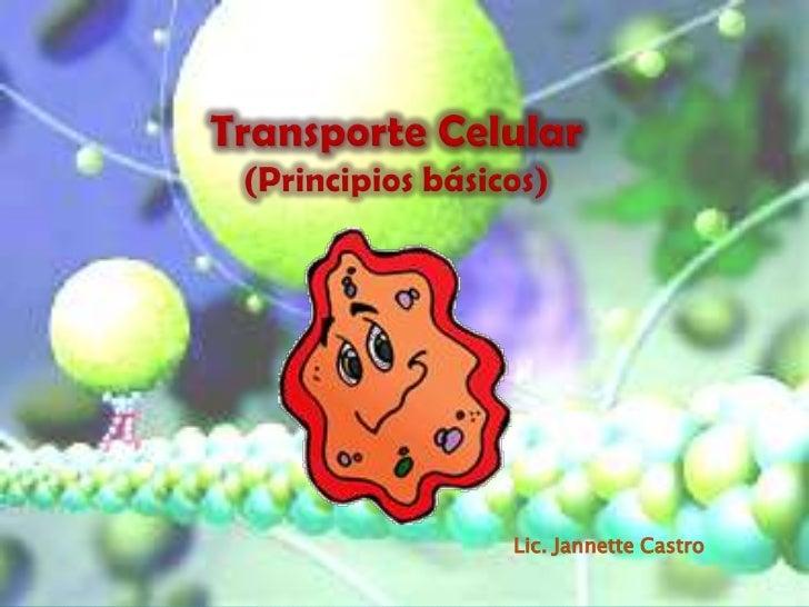 Lic. Jannette Castro