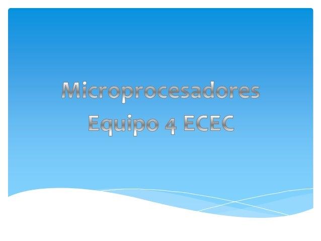 El microprocesador o simplemente procesador es el circuito integrado central y más complejo de un sistema informático; a m...