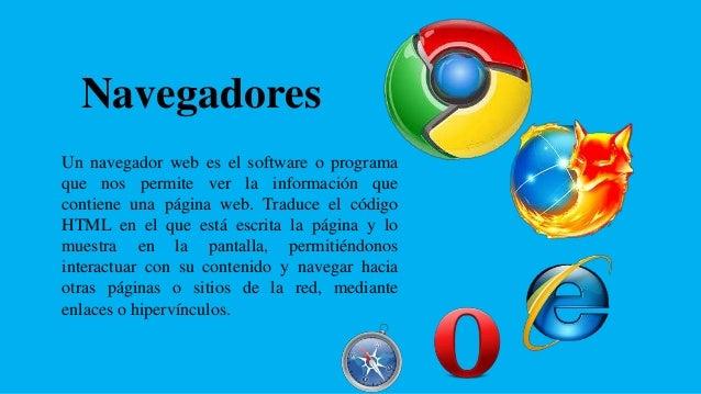 Ntics consulta historia del internet navegadores web y for Que es un consul