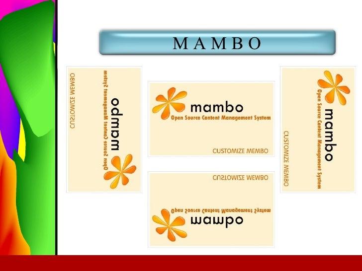 Exposicion  Mambo