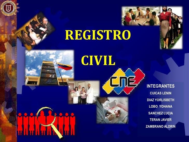Exposicionregistro civil
