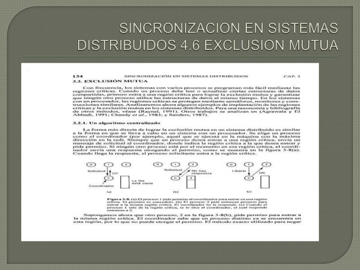    MARTINEZ      SEXTO CUATRIMESTRE    SISTEMAS OPERATIVOS 2 TEMA:   SINCRONIZACION EN SISTEMAS    DISTRIBUIDOS 16-JU...