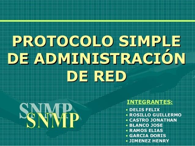 Exposicion snmp final (1)