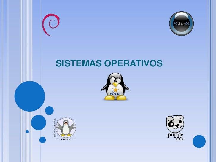 Expo sistemas operativos final