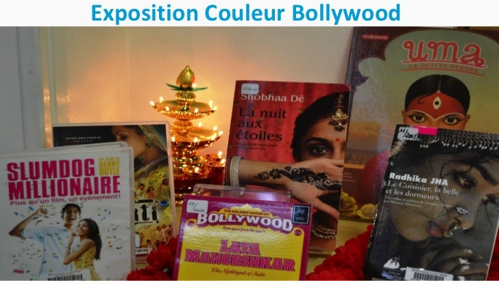 Exposition Couleur Bollywood