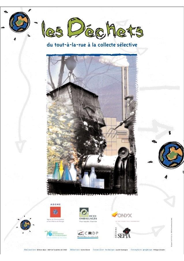 Exposition Les déchets : du tout-à-la-rue à la collecte sélective
