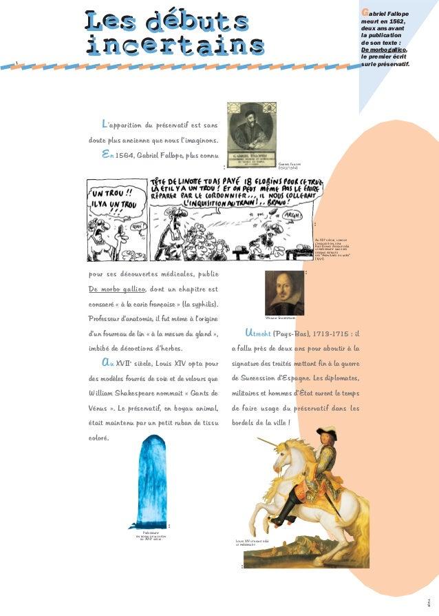 Exposition Histoire du préservatif