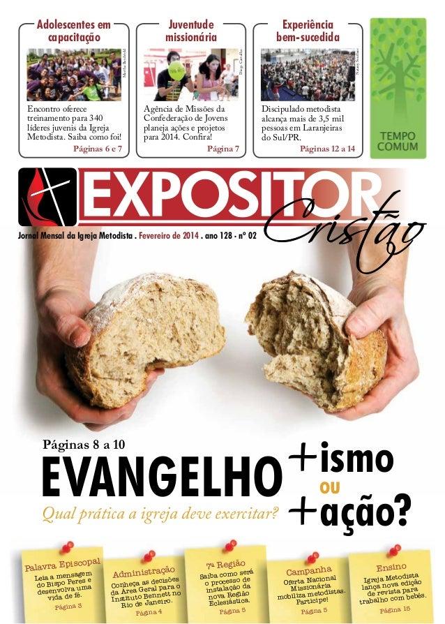 Expositor Cristão - Fevereiro de 2014