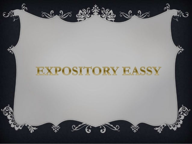 Is it okay to include first person narration or anecdotes to support an expository essay?