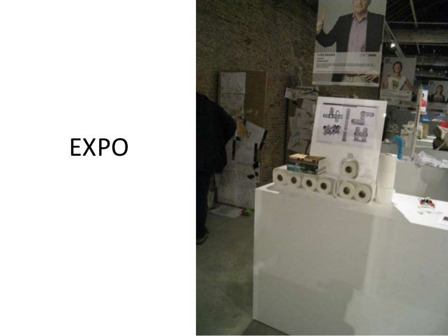 Expo wc organiser