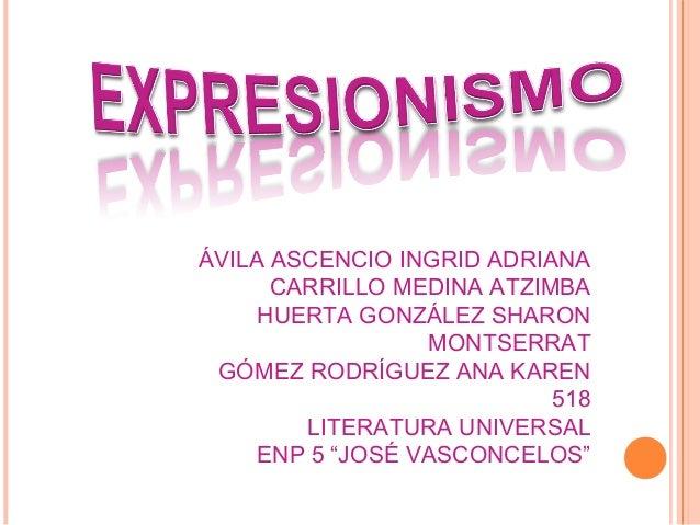 Expresionismo Poemas   AppsmediatamaNet