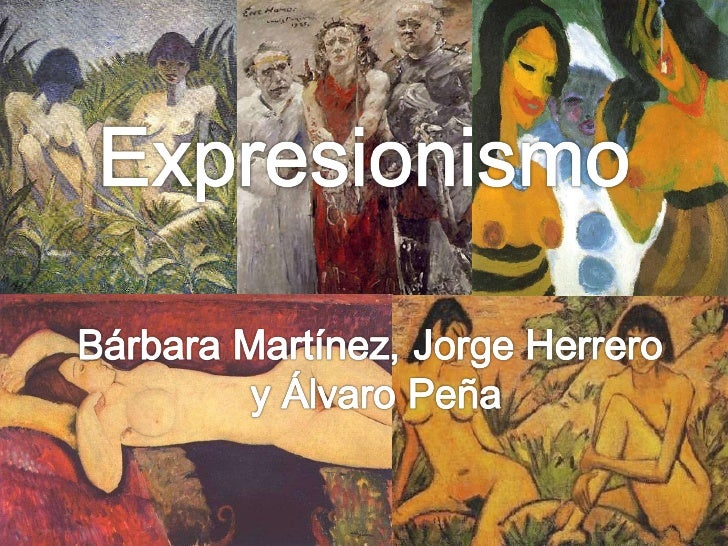 Expresionismo: arte