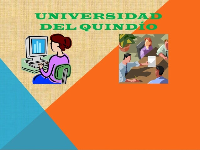 UNIVERSIDADDEL QUINDÍO