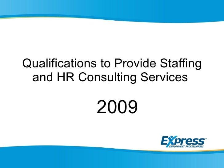 Express Employment Professionals Quals   Irving Tx Office