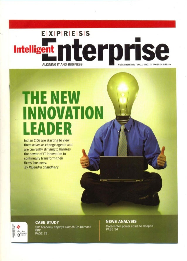 Express enterprise nov'10
