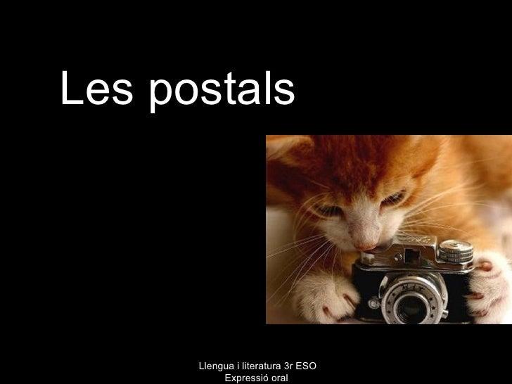 Expressio Oral2 Les Postals Reduit