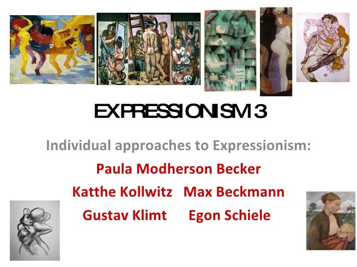 Expressionism  Individuals Overview