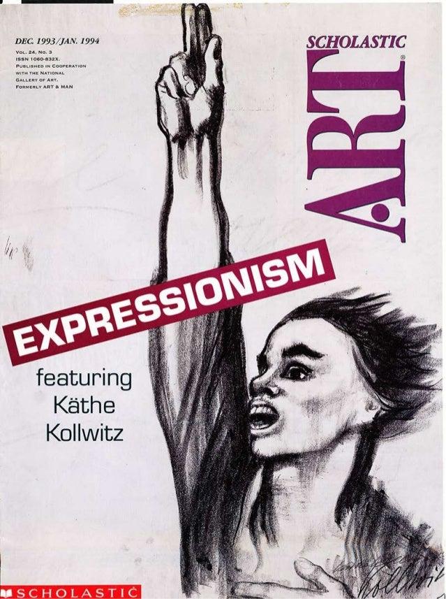 Expressionism arthistoryassignment