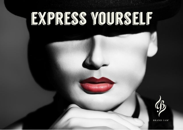 Express Yourself with Branding & Social Media