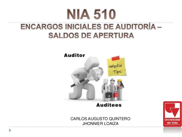 CARLOS AUGUSTO QUINTERO JHONNIER LOAIZA