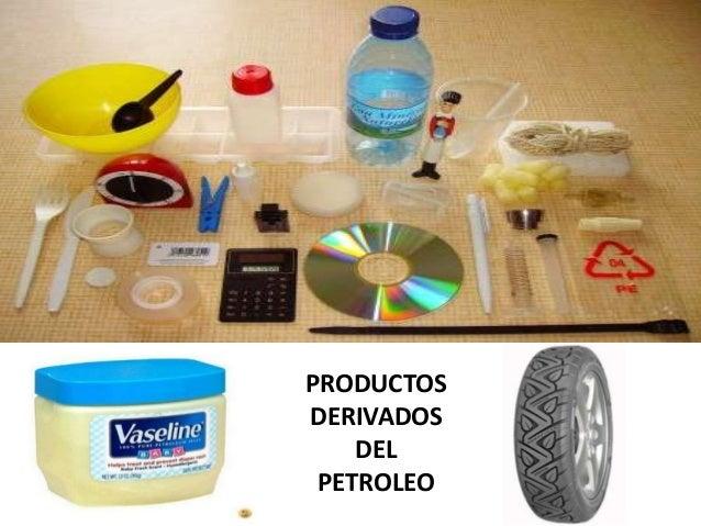 Fotos de productos derivados del petroleo 25