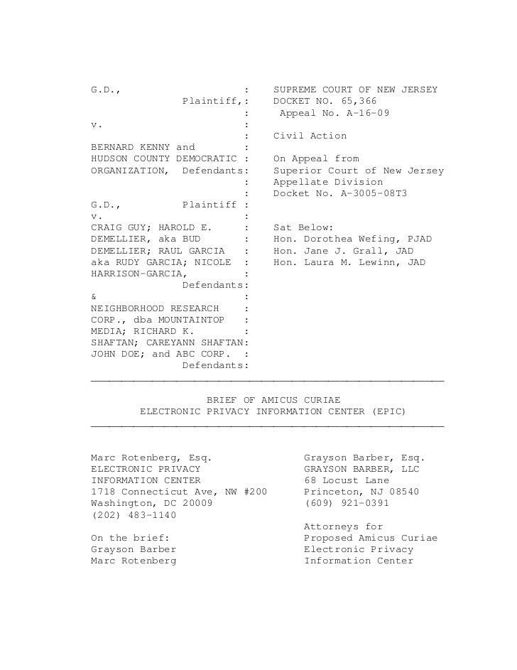 Expungement Brief  Darren-Chaker