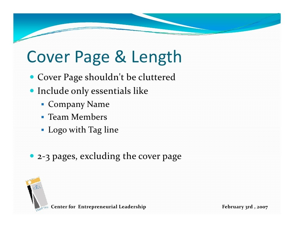 examples of cover pages for essays