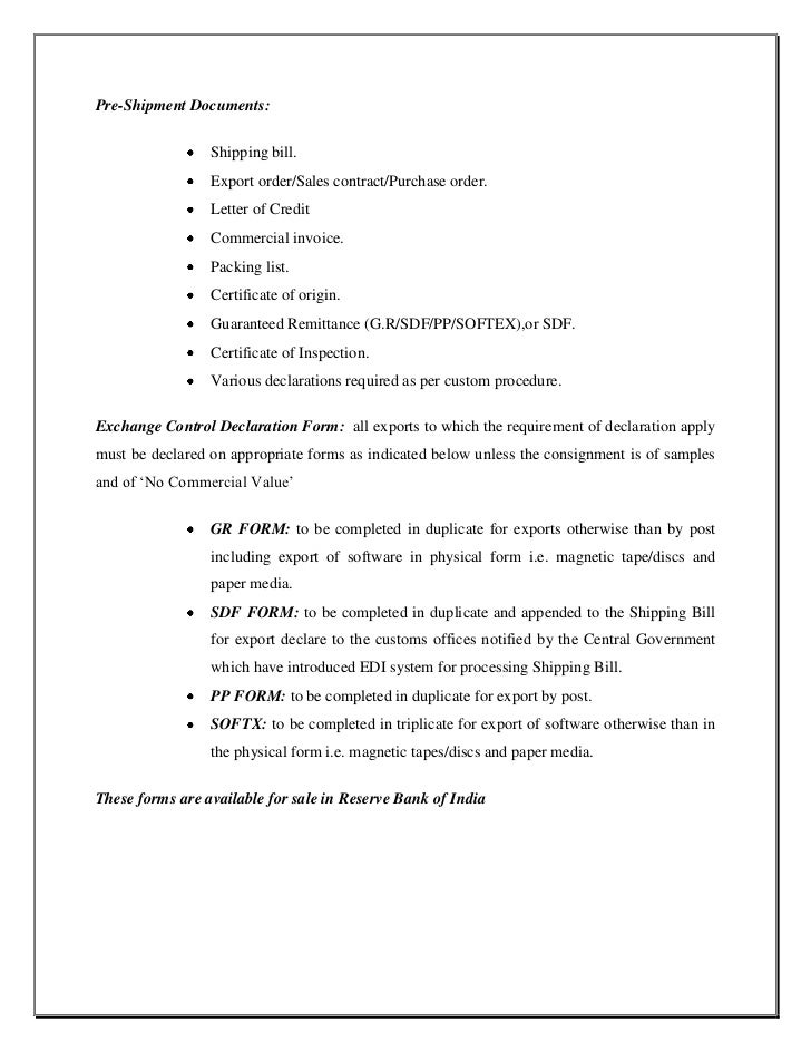 Export Agreement Sample Purchase Contract Template Contract – Export Agreement Sample