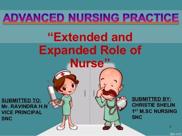 role of nurses