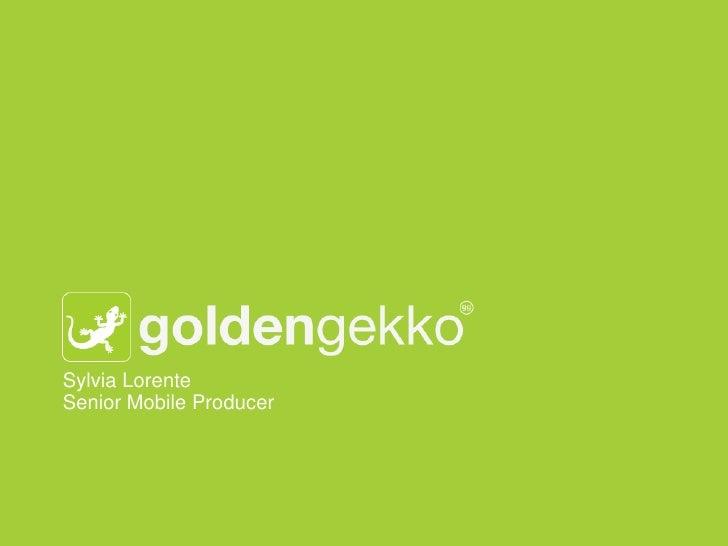 Golden Gekko Case Studies Social Media Point