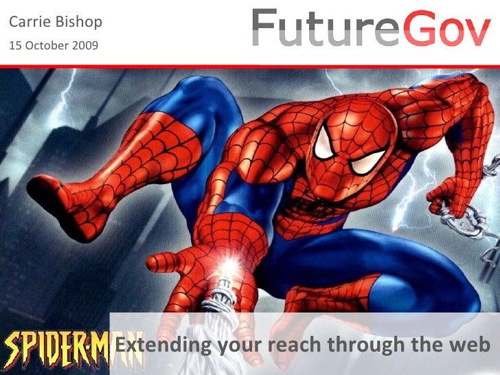 Extending Your Reach Through The Web