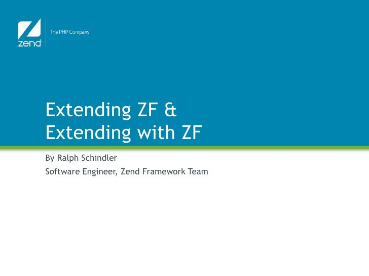 Extending ZF & Extending With ZF