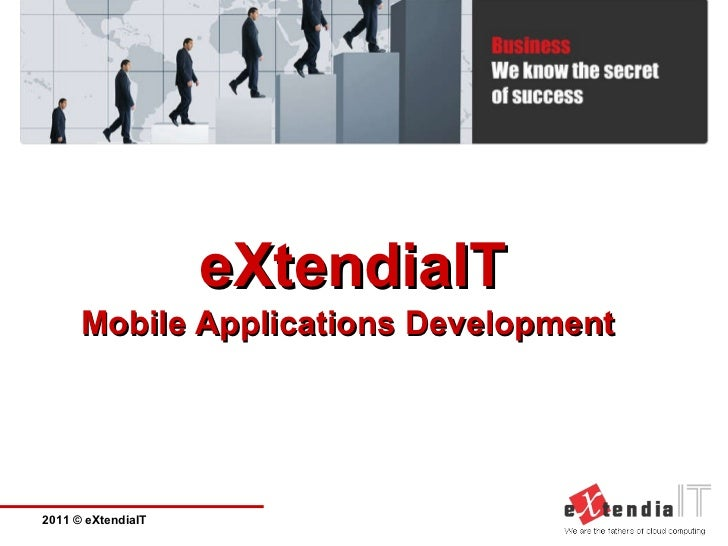 eXtendiaIT Mobile Applications Development