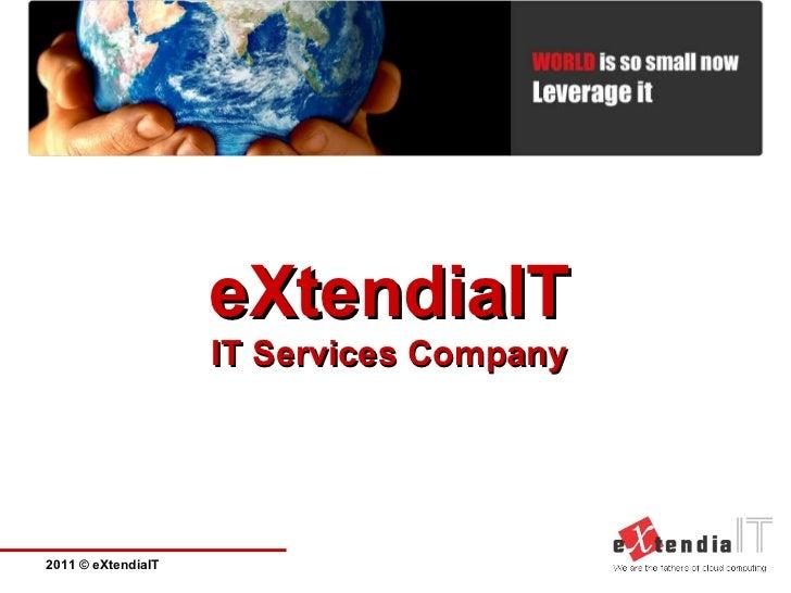 eXtendiaIT IT Services Company