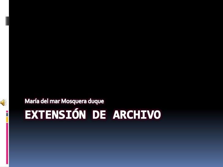 DOC EXTENSION: .doc. ICONO: APLICACIÓN: Microsoft Word