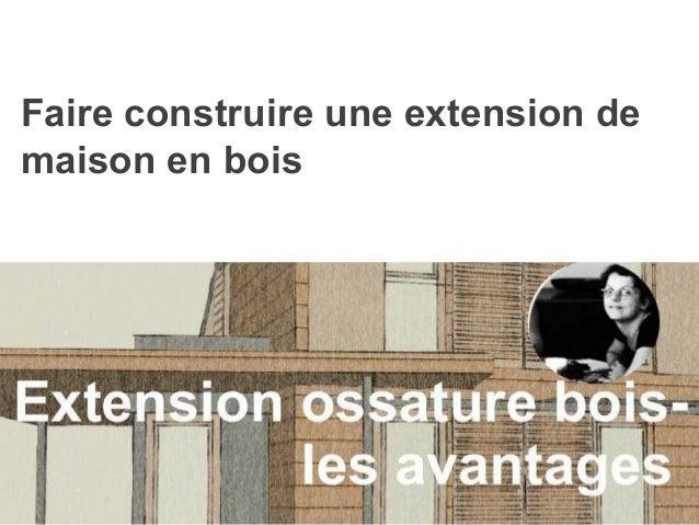 Combien coute une extension de maison maison design for Combien coute une extension de maison