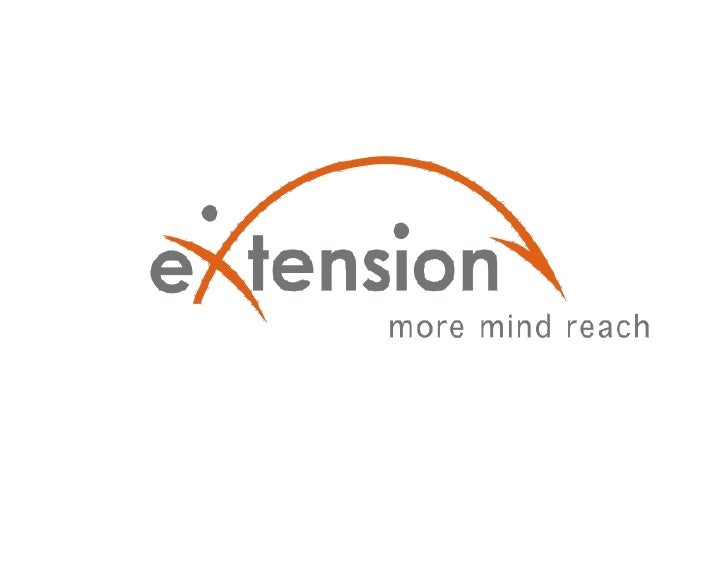 Agenda • eXtension in the CSREES Integrated   Grant Program • What is eXtension? • eXtension Criteria • eXtension Review P...