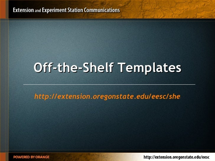 Extension Marketing Toolbox