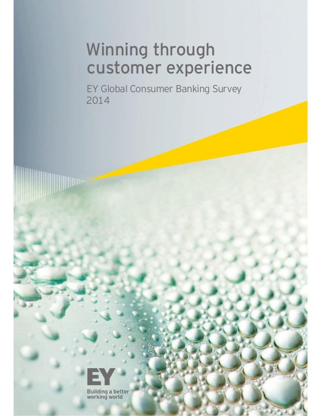 EY Global Consumer Banking Survey
