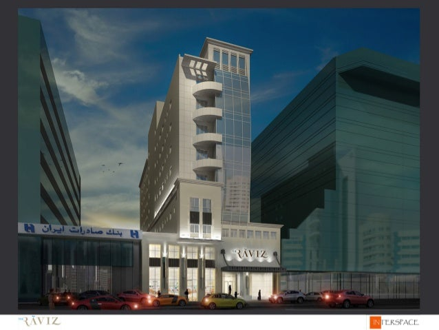 External facade raviz center point hotel dubai for Upcoming hotels in dubai