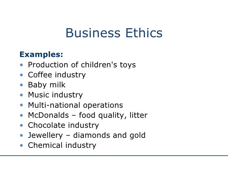 12 Business Ethics Examples - Udemy Blog